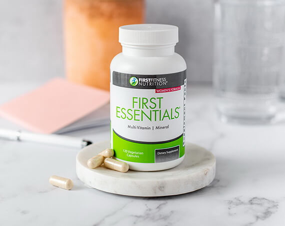 First Fitness Nutrition First Essentials for women